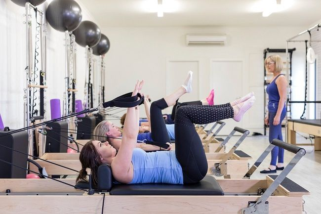 How to Use Pilates Reformer